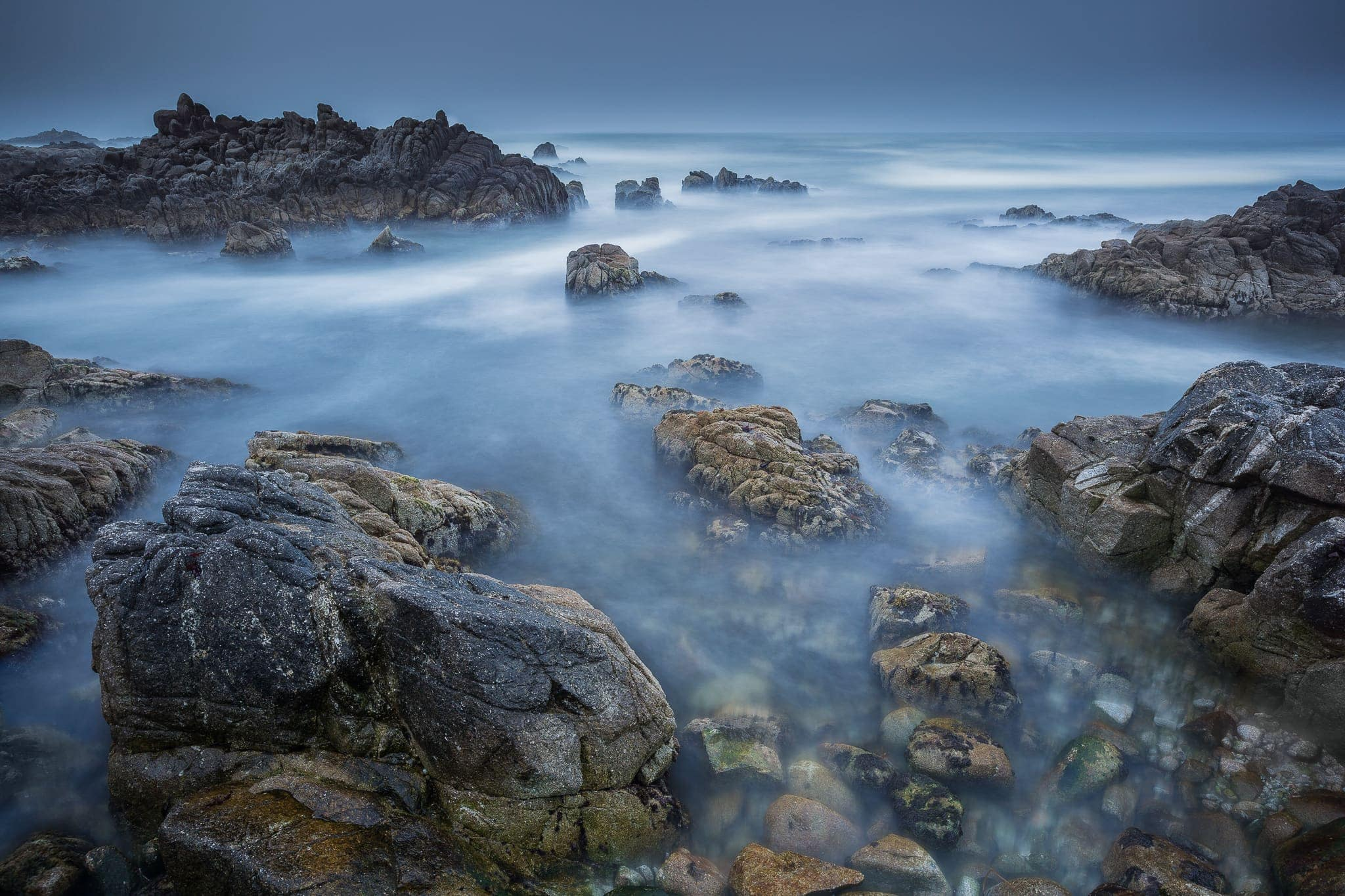 Francesco Gola Seascape Landscape Photography Long Exposure Santa Cruz Usa California