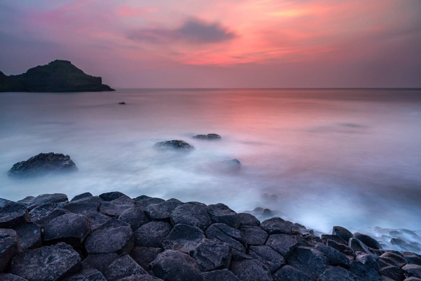 Francesco Gola Seascape Landscape Photography Ireland Giant Causeway Long Exposure