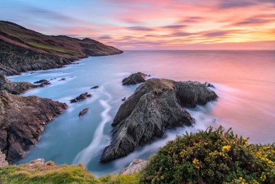 Francesco Gola Seascape Landscape Photography Uk Devon Cornwall Long Exposure
