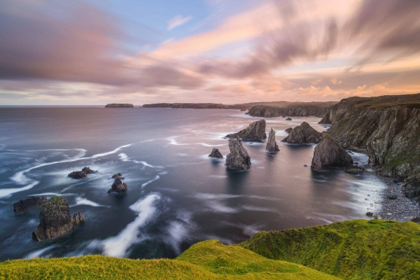 Francesco Gola Seascape Landscape Photography Outer Hebrides Long Exposure