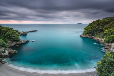 Francesco Gola Seascape Landscape Photography Gulf Poets Italy Italia Eco Mare Lerici Long Exposure