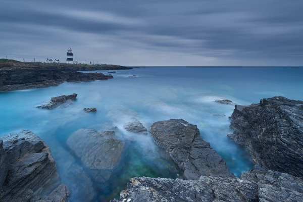 Francesco Gola Seascape Landscape Photography Ireland Lighthouse Long Exposure