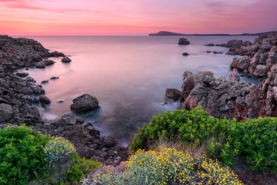 Francesco Gola Seascape Landscape Photography Spain Menorca Long Exposure