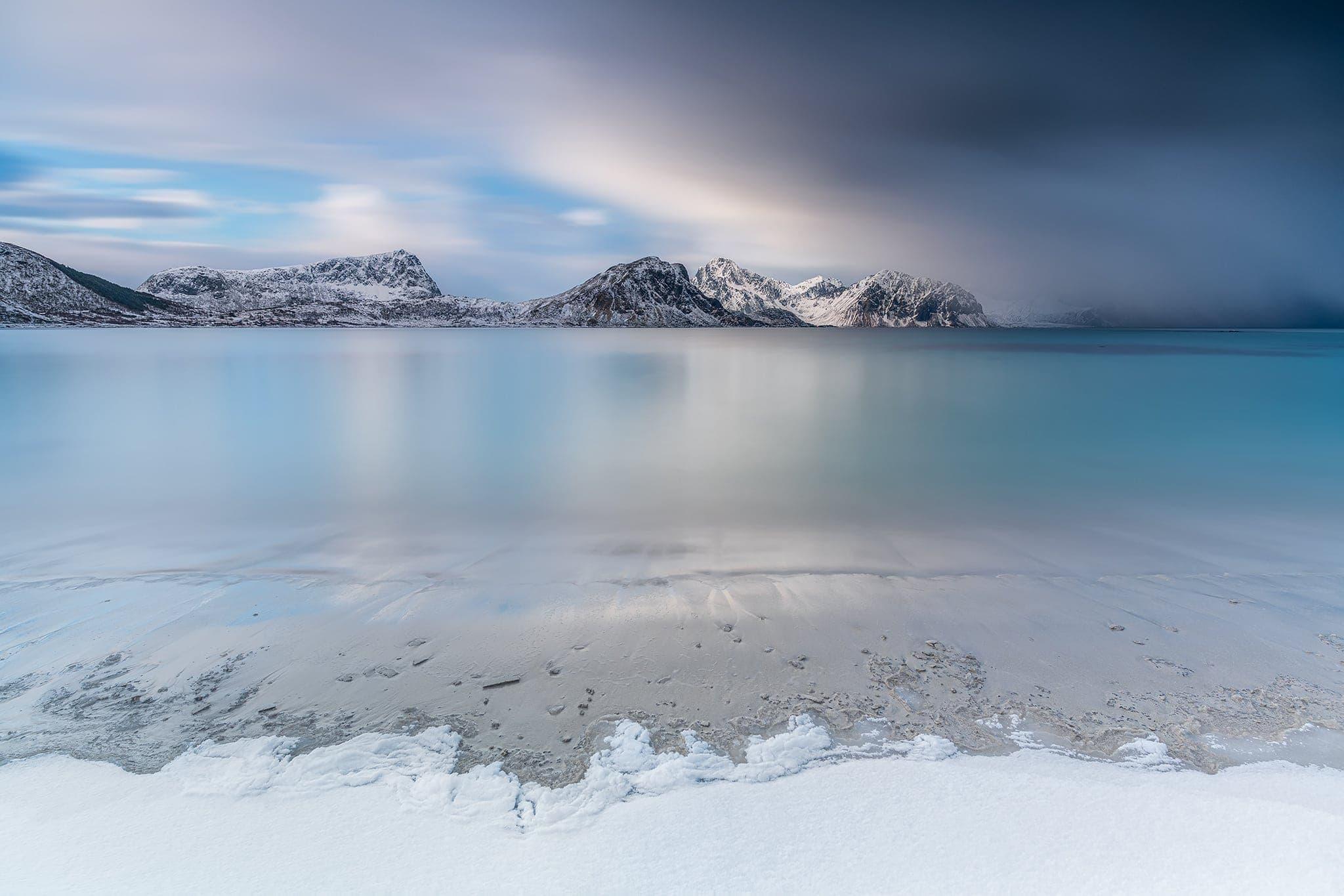 Consigli Come Scattare Fotografie Paesaggio in Inverno