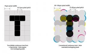 Francesco Gola L.Type Fine Art Print 2 tech continous tone