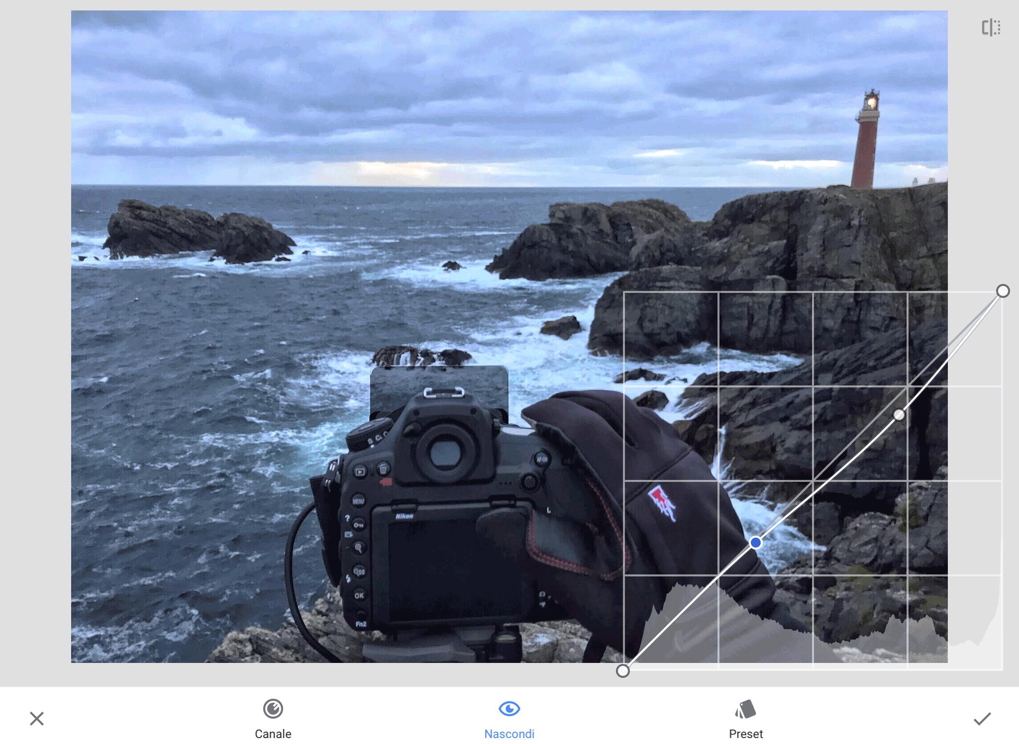 Francesco Gola Photography Best Top 10 App Landscape Snapseed