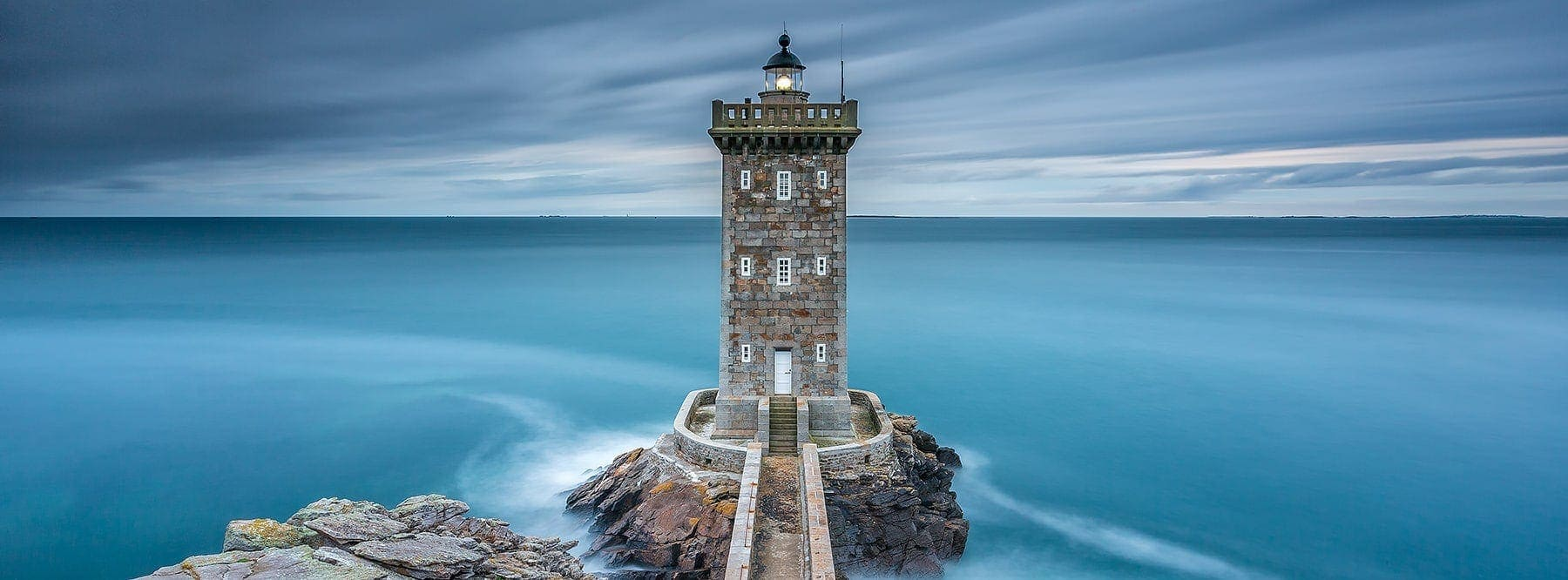 Brittany France Lighthouse Seascape Landscape Photography Workshop