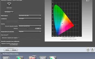 Francesco Gola X-Rite Calibrate Profile Monitor i1Display Pro iProfiler ICC 2