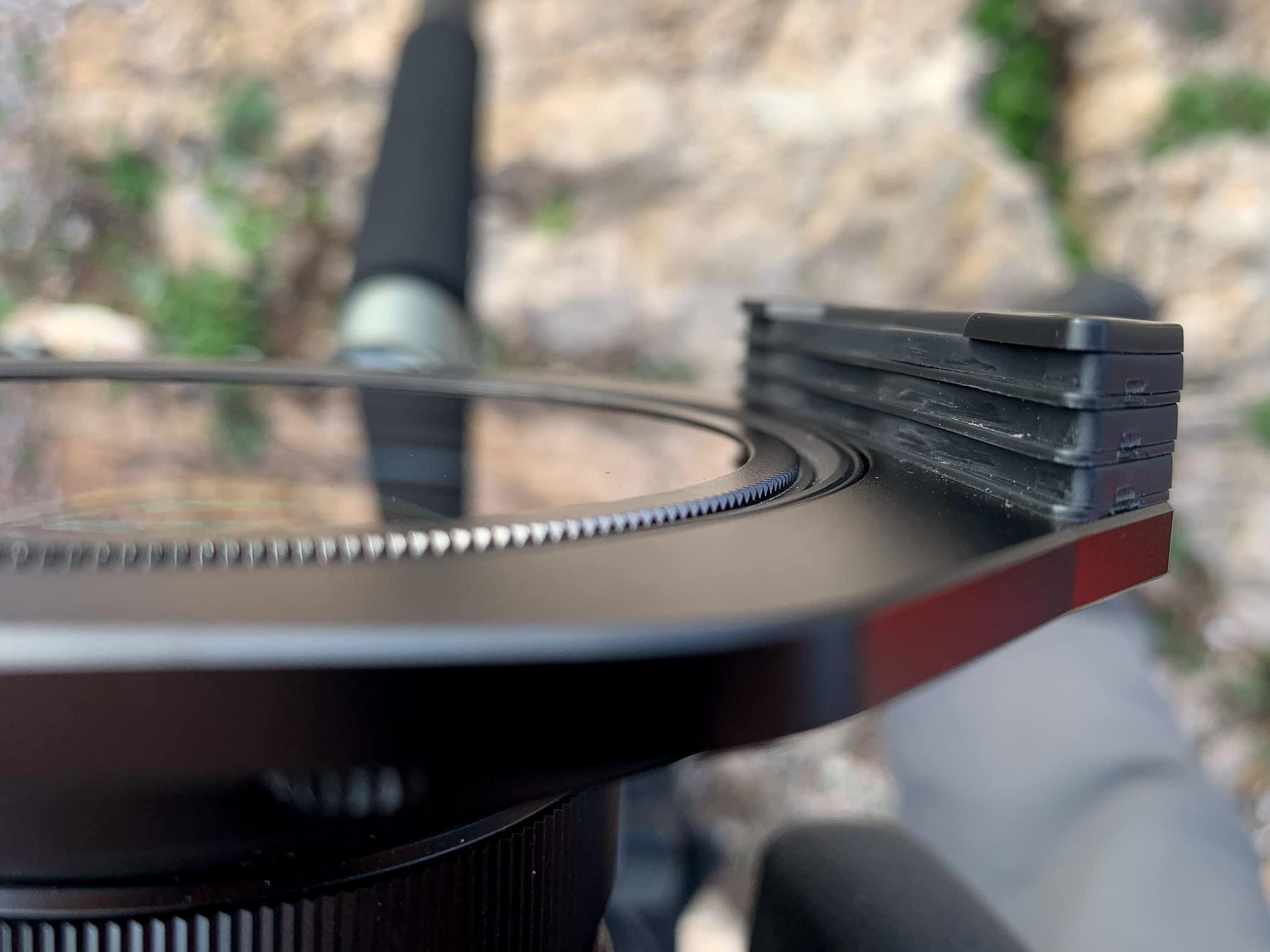Francesco-Gola New NiSi V6 Filter Holder Review Field FG 6