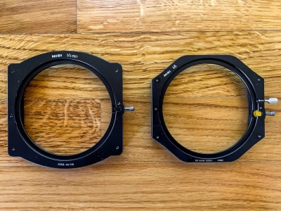 Francesco Gola New NiSi V6 Filter Holder Review Field FG V5PRO comparison