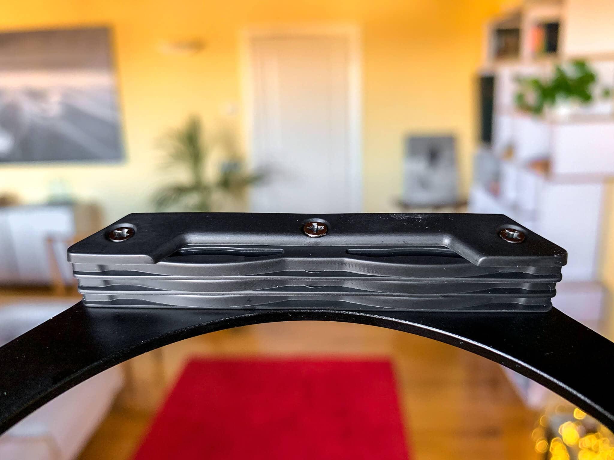 Francesco Gola New NiSi V6 Filter Holder Review Field FG detail 3