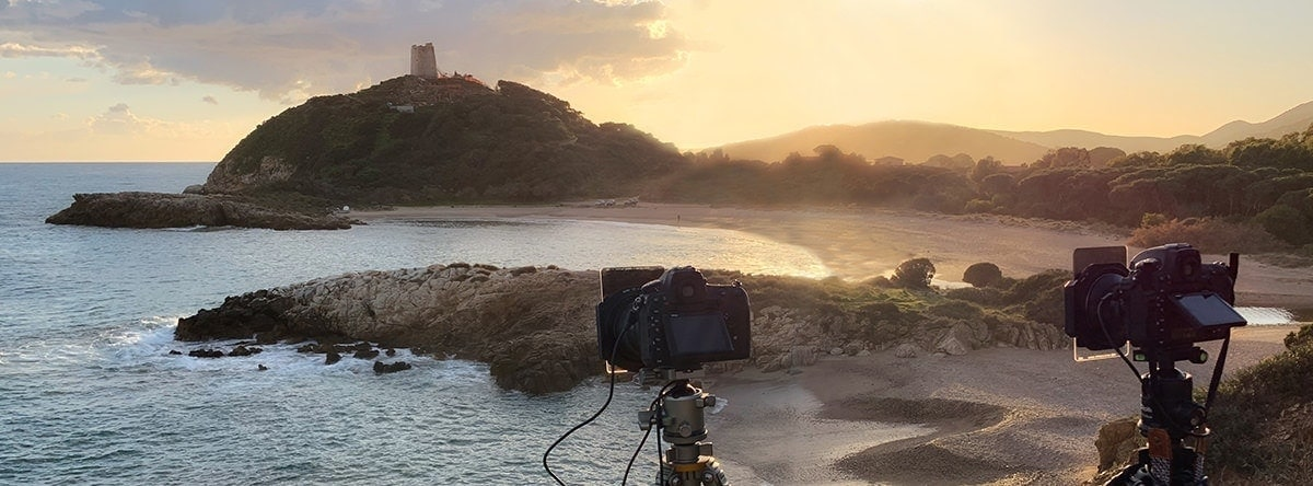Francesco Gola Seascape Landscape Photography Workshop Class One to One