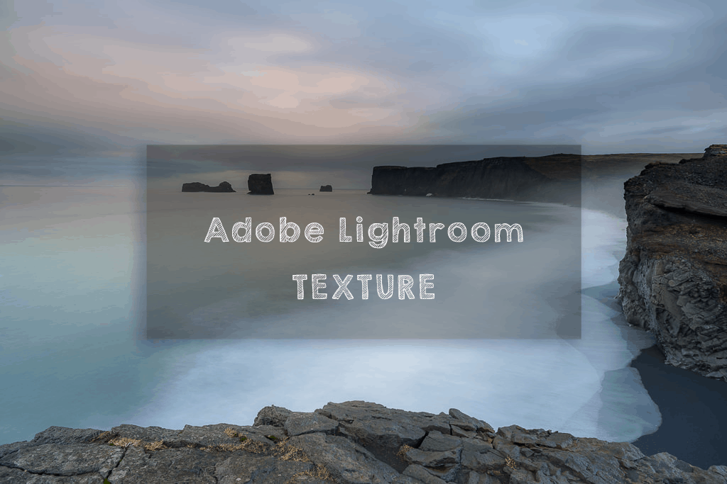 Adobe Lightroom Texture Francesco Gola