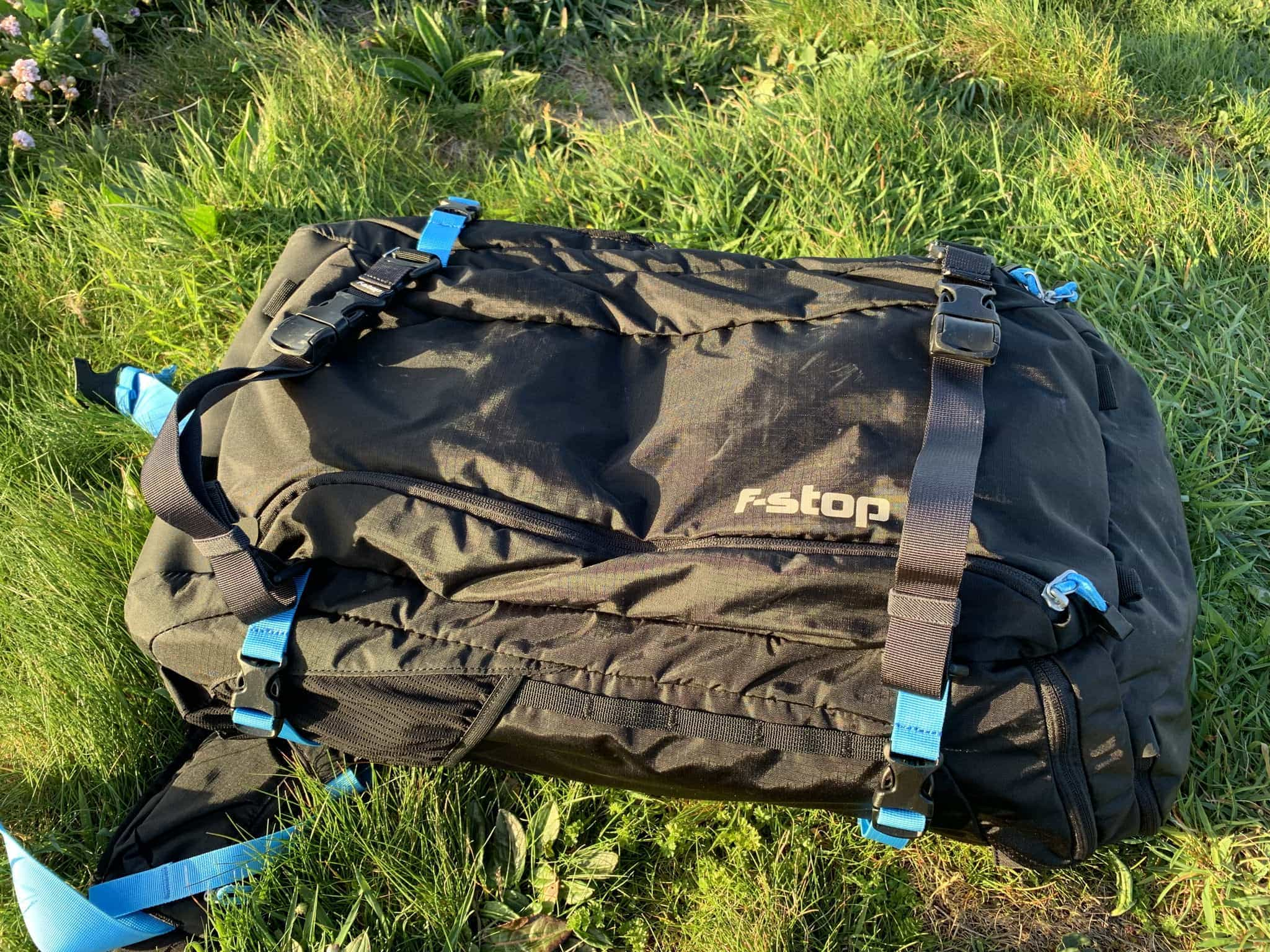 recensione review zaino backpack fotografico f-stop gear loka ul 2