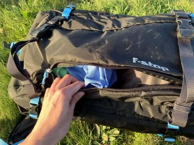 recensione review zaino backpack fotografico f-stop gear loka ul 3