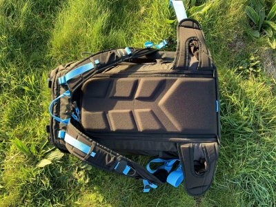 recensione review zaino backpack fotografico f-stop gear loka ul 5