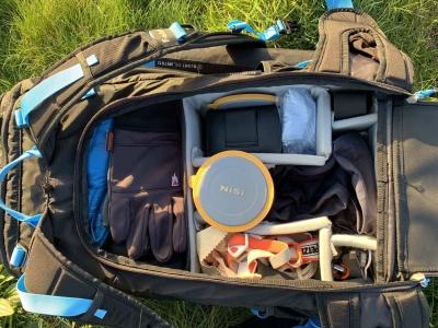 recensione review zaino backpack fotografico f-stop gear loka ul 6