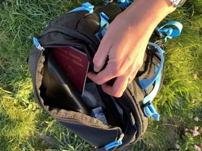 recensione review zaino backpack fotografico f-stop gear loka ul 8