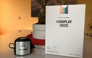 Francesco Gola Review X-Rite i1Display Studio 7