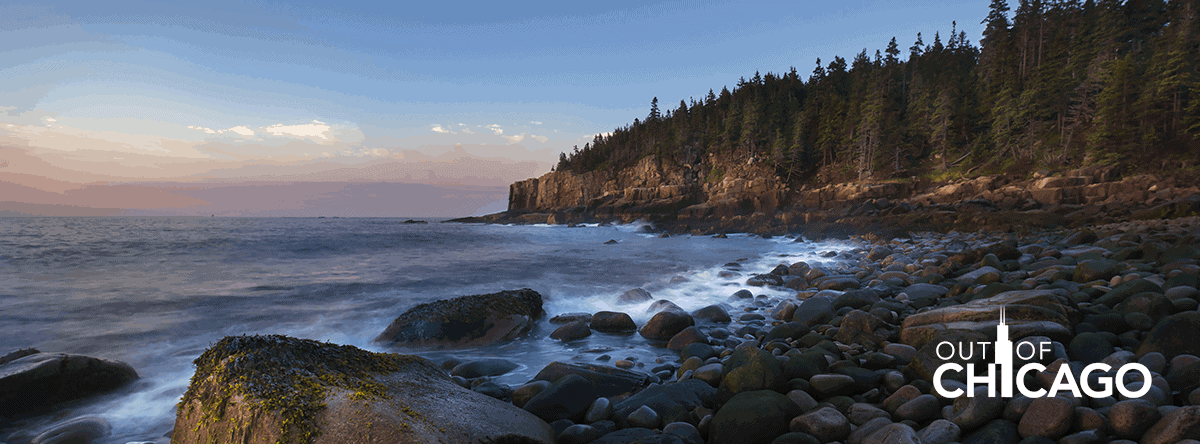 Landscape Seascape Photography Workshop Francesco Gola Acadia USA Out of Chicago