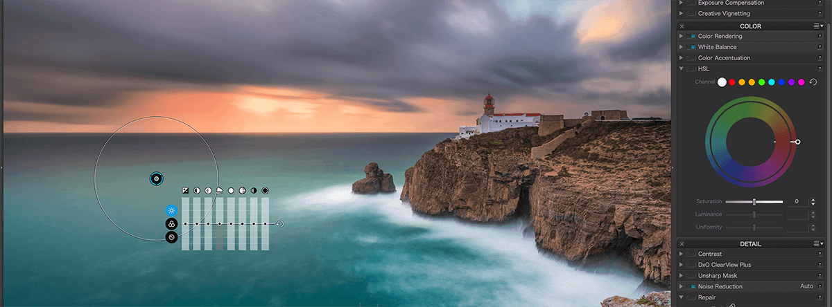 Francesco Gola Seascape Landscape Photography Workshop Class Skype Post Production Classes