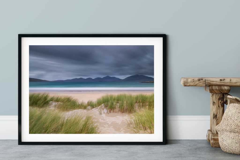 Francesco Gola FineArt Prints Home Interior Design Outer Hebrides Long Exposure Seascape Landscape Buy