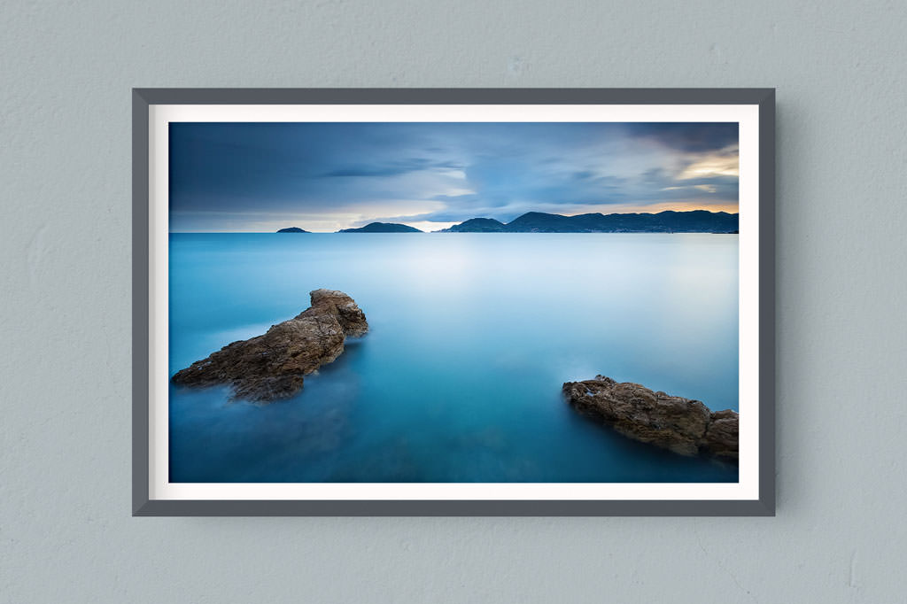 Francesco Gola FineArt Prints Home Interior Design Italy Italia Liguria Tellaro Lerici Portovenere Long Exposure Seascape Landscape Golfo Poeti Spezia