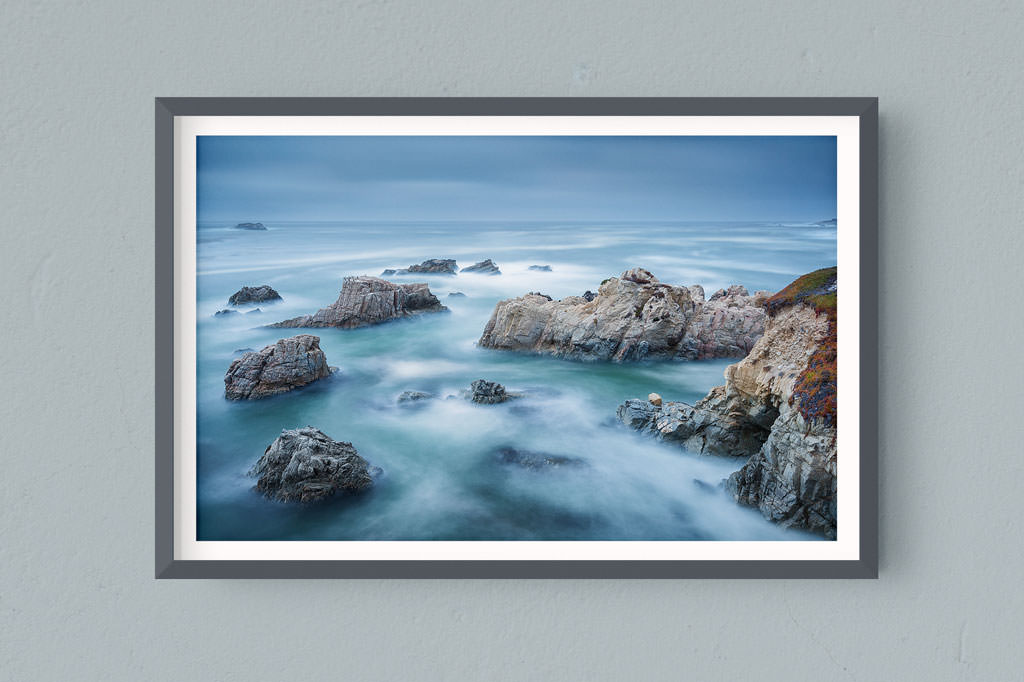 Francesco Gola FineArt Prints Home Interior Design USA Big Sur San Francisco Long Exposure Seascape Landscape
