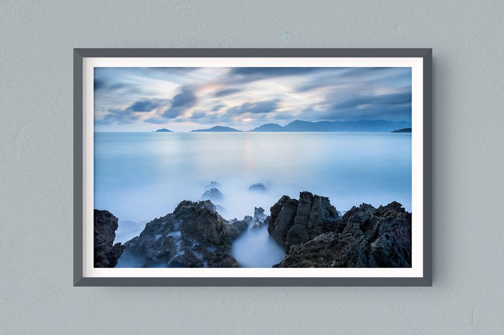 Francesco Gola FineArt Prints Home Interior Design Italy Italia Liguria Golfo Poeti Fiascherino Long Exposure Seascape Landscape Lerici Tellaro Portovenere Spezia
