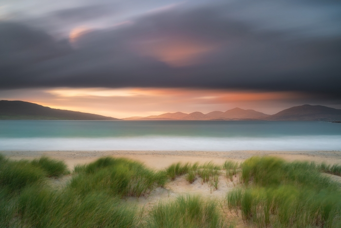 Francesco Gola Fine Art Seascape Landscape Long Exposure Photography UK Scotland Outer Hebrides Luskentyre Isle Harris