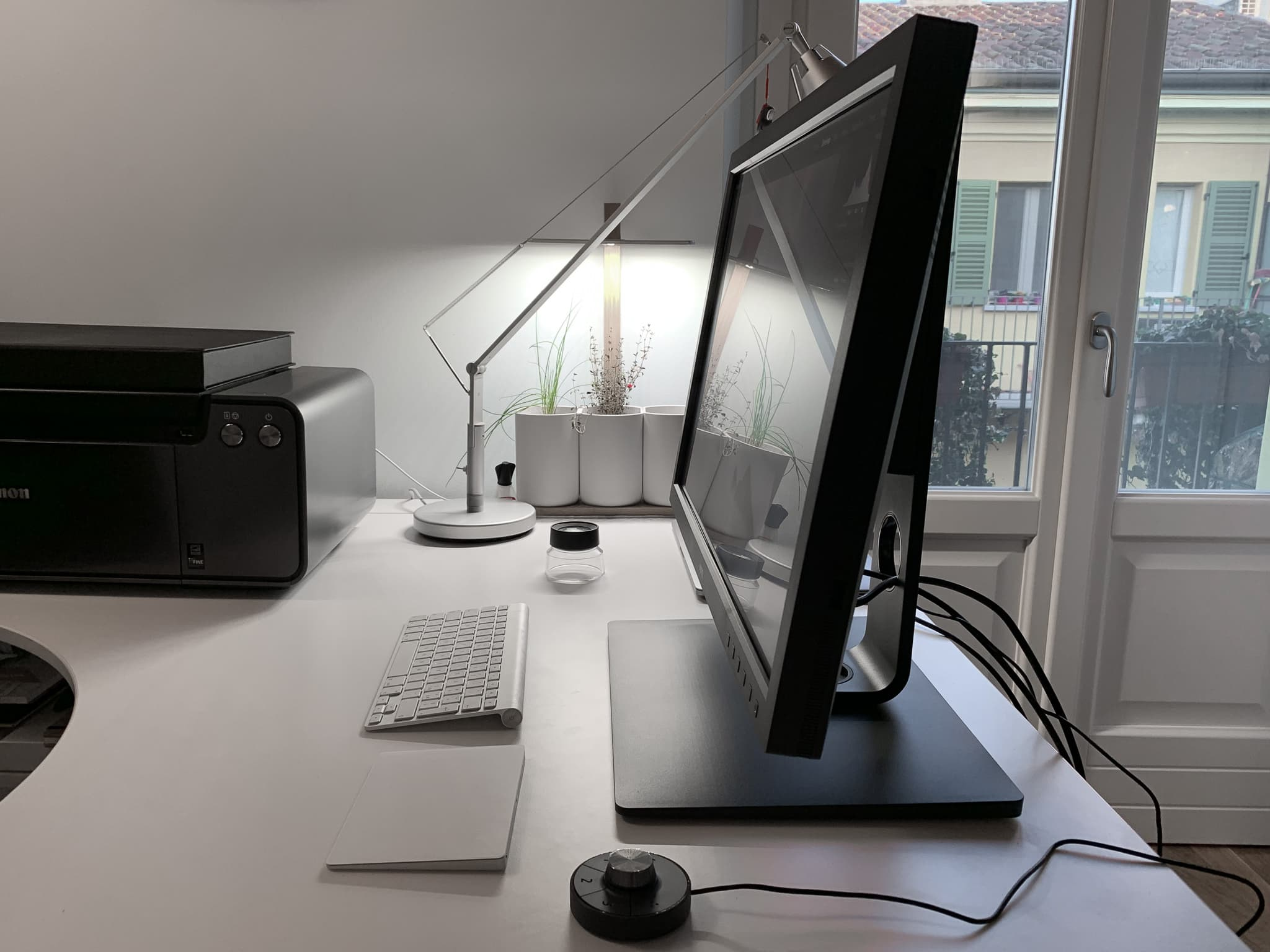 Francesco Gola Review Photographic Monitor BenQ SW271C Wide Gamut 27 4k 9