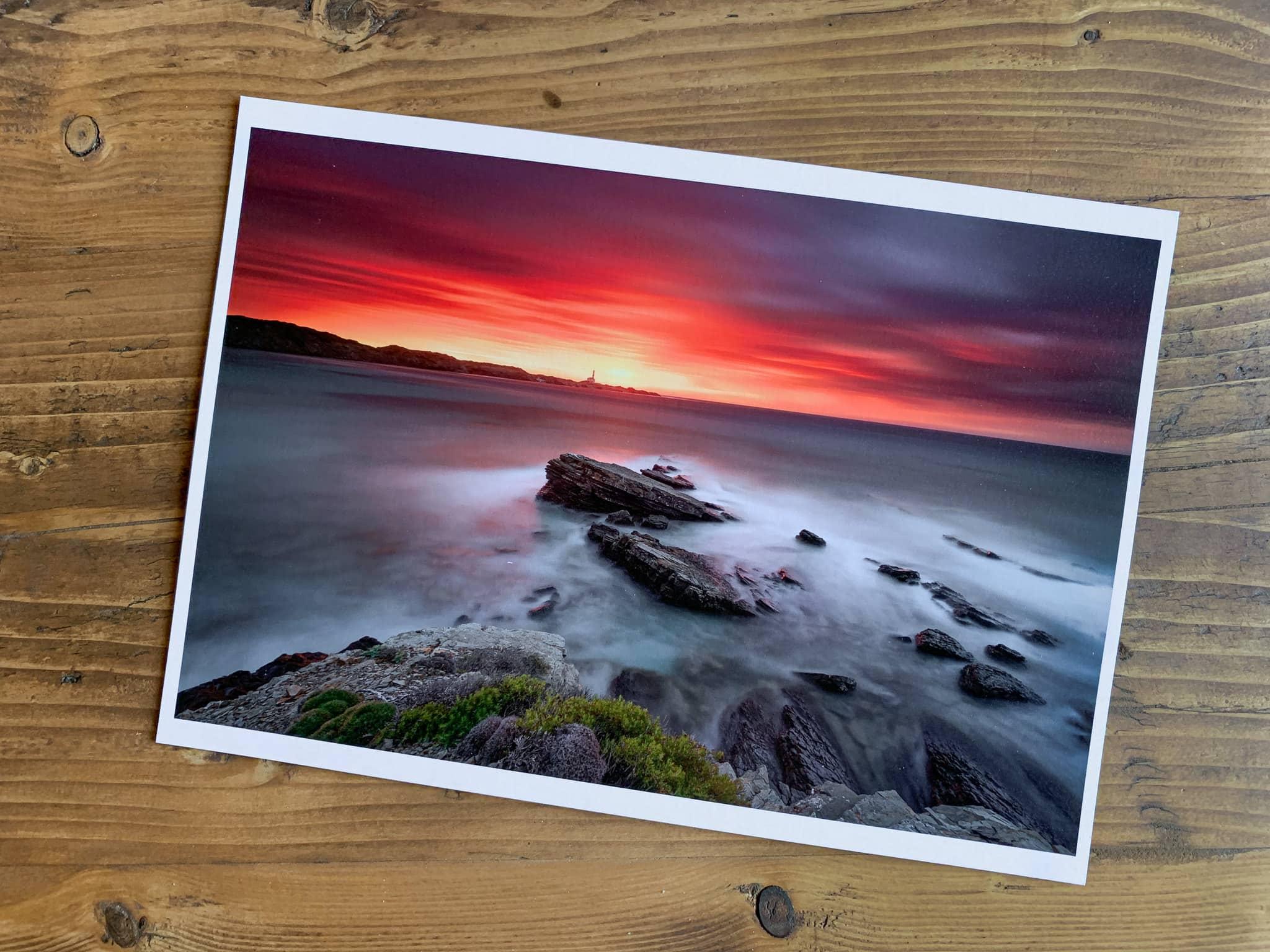 Francesco Gola Seascape Long Exposure Photography Review Best Fine Art Paper Hahnemuhle Hahnemühle 23