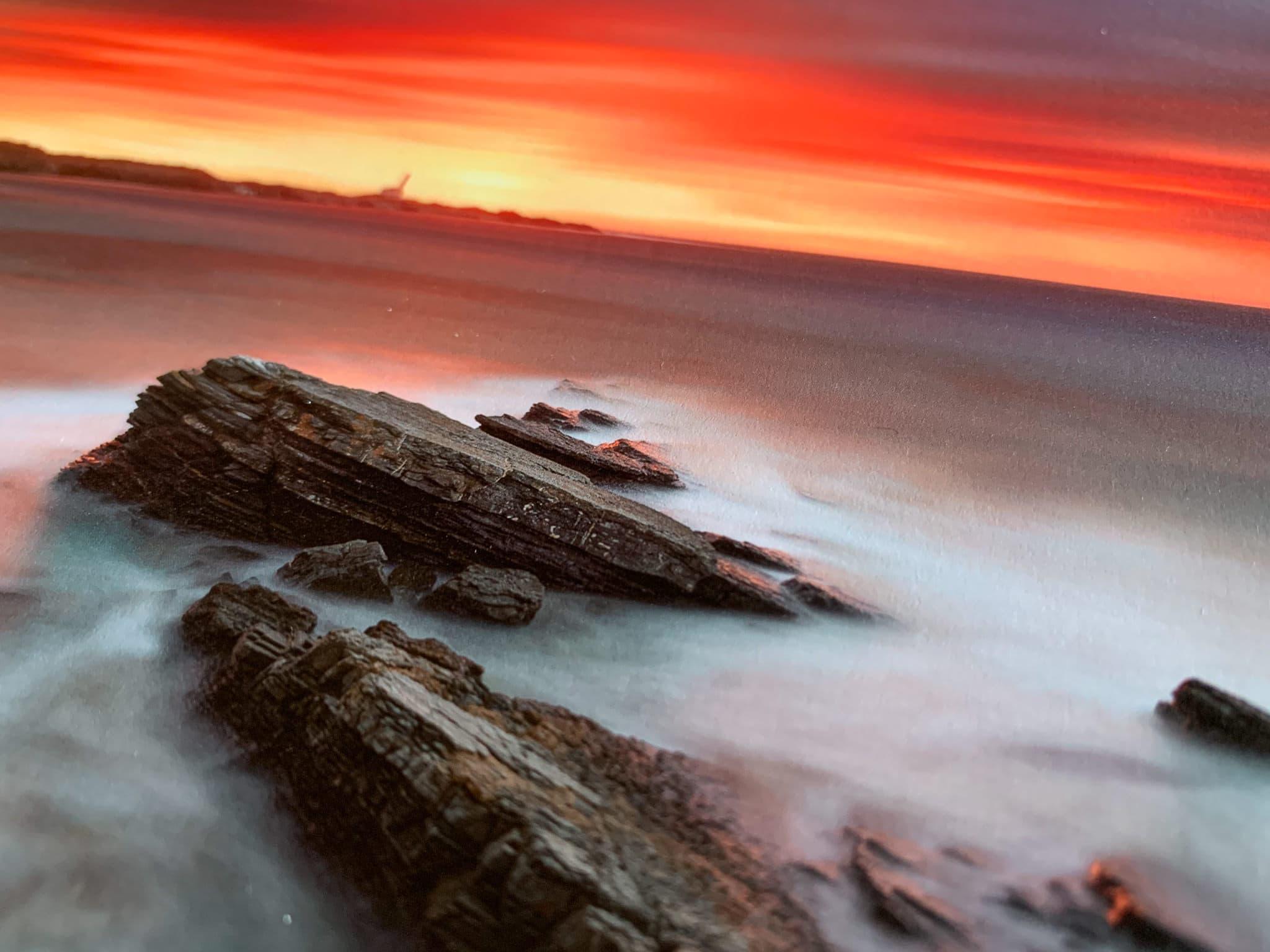 Francesco Gola Seascape Long Exposure Photography Review Best Fine Art Paper Hahnemuhle Hahnemühle 20