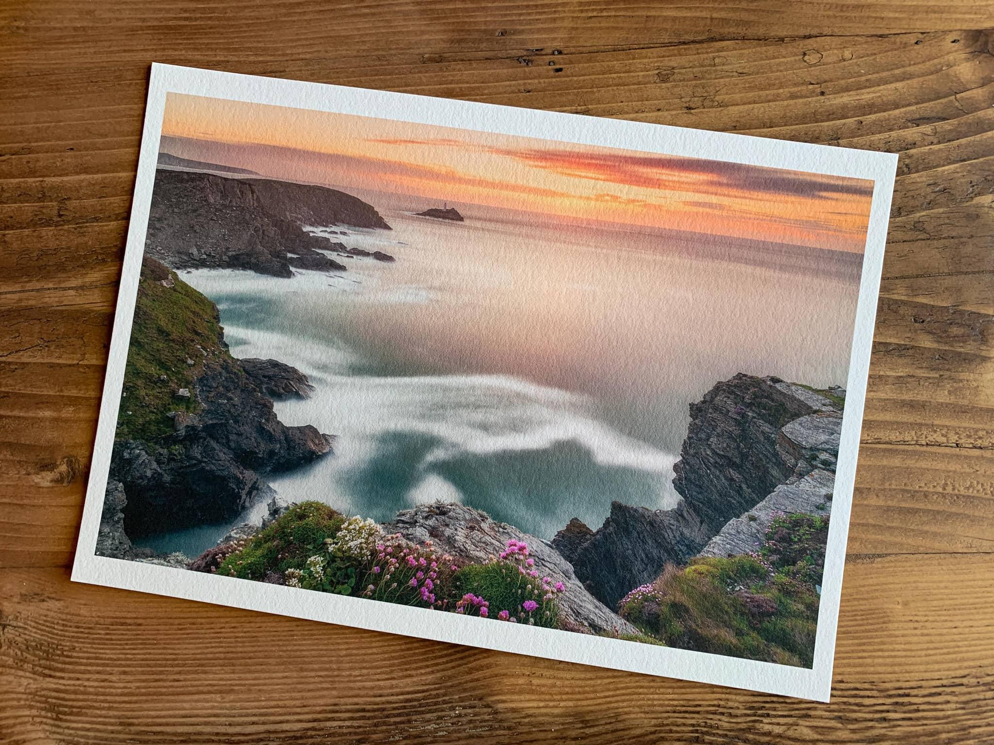 Francesco Gola Seascape Long Exposure Photography Review Best Fine Art Paper Hahnemuhle Hahnemühle 19