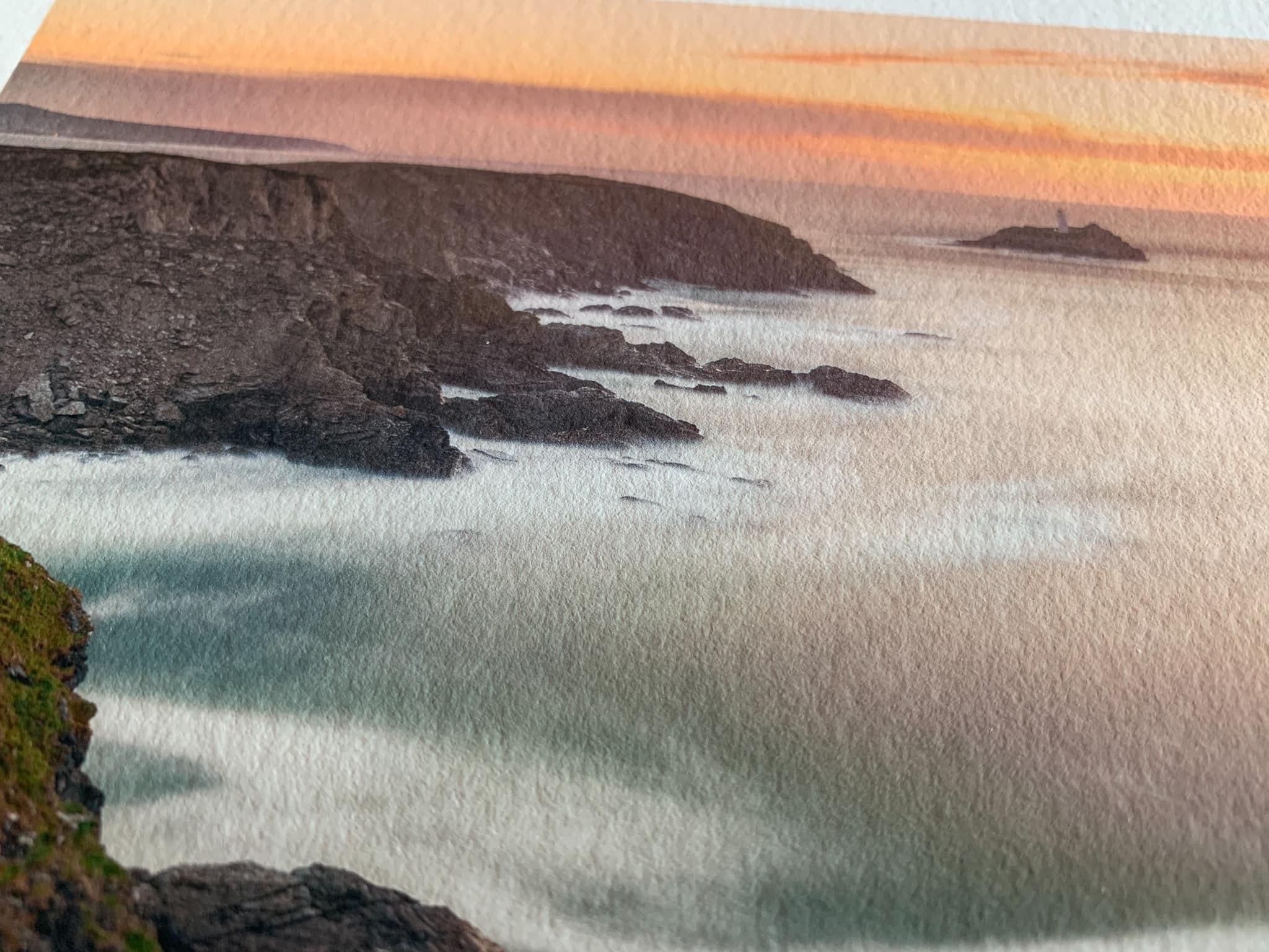 Francesco Gola Seascape Long Exposure Photography Review Best Fine Art Paper Hahnemuhle Hahnemühle 17