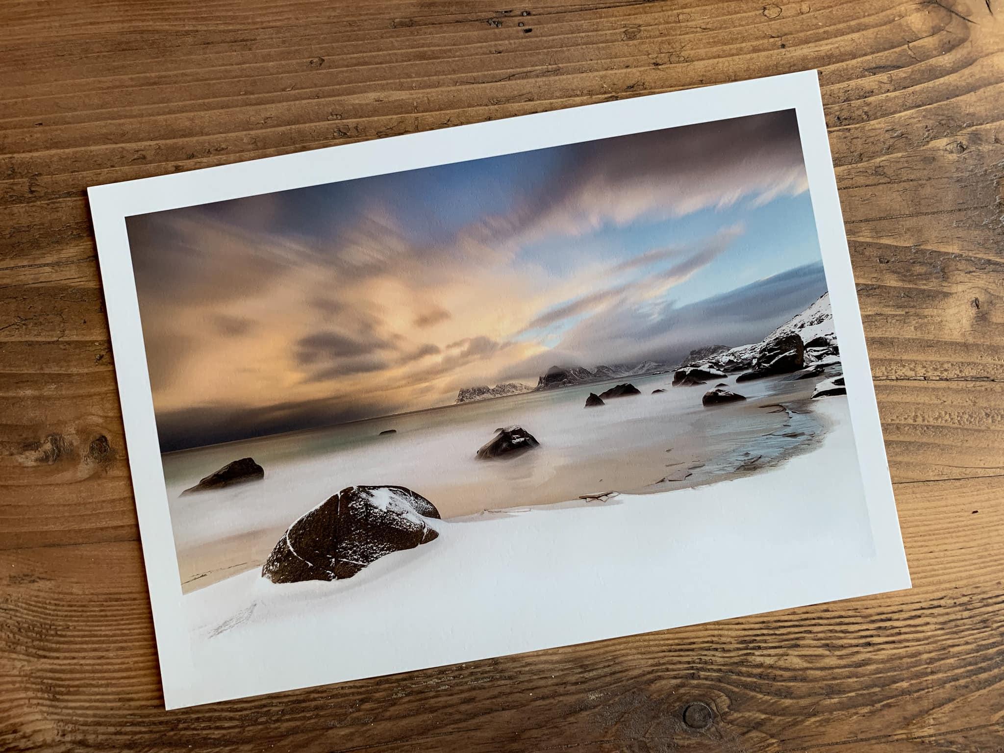 Francesco Gola Seascape Long Exposure Photography Review Best Fine Art Paper Hahnemuhle Hahnemühle 16