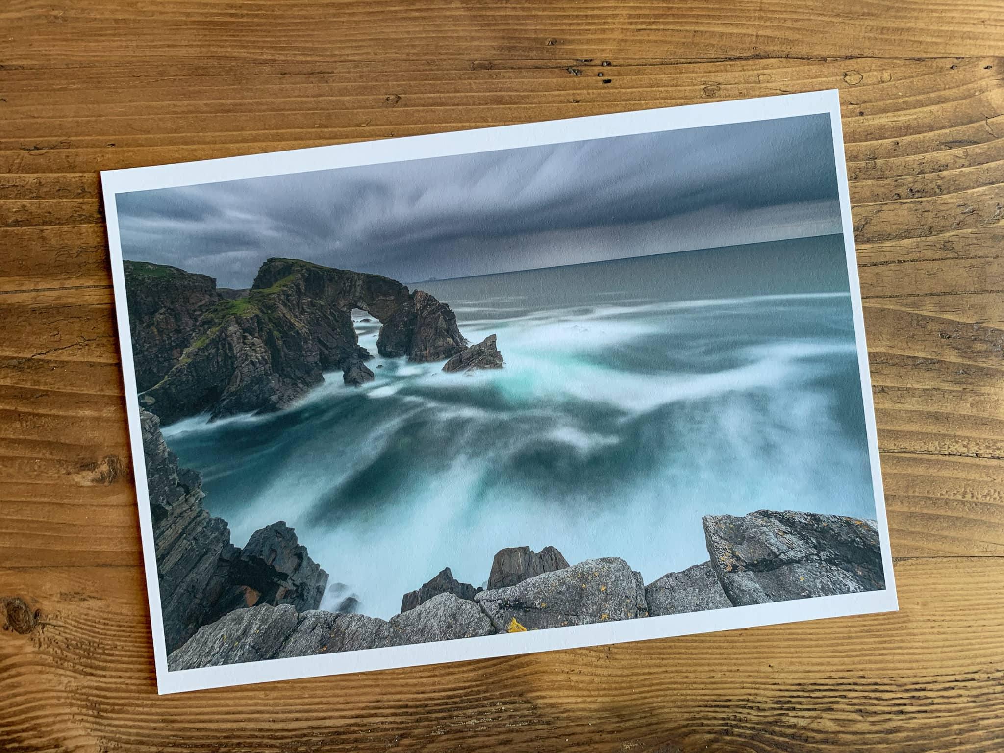 Francesco Gola Seascape Long Exposure Photography Review Best Fine Art Paper Hahnemuhle Hahnemühle R2