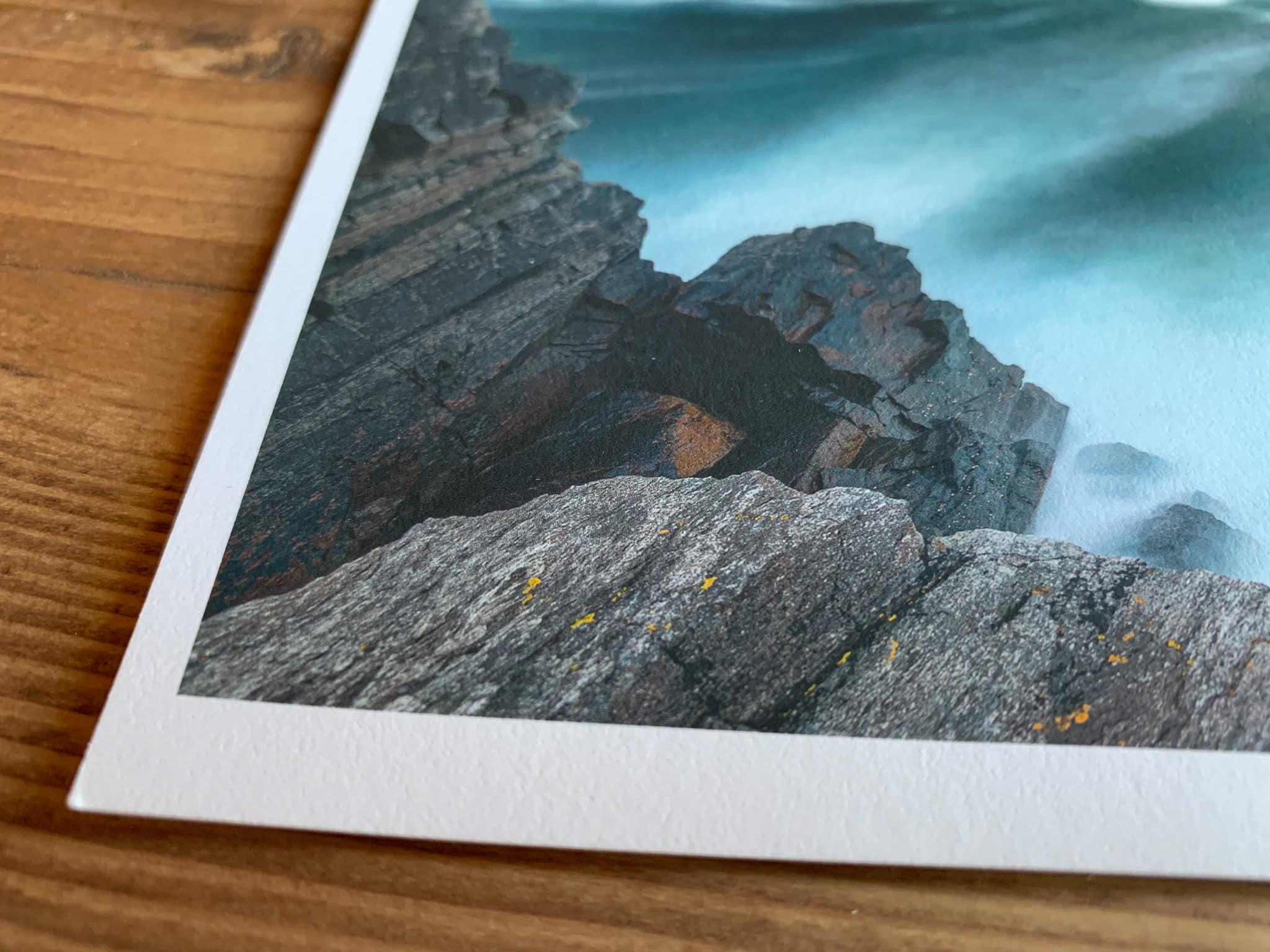 3 Francesco Gola Seascape Long Exposure Photography Review Best Fine Art Paper Hahnemuhle Hahnemühle