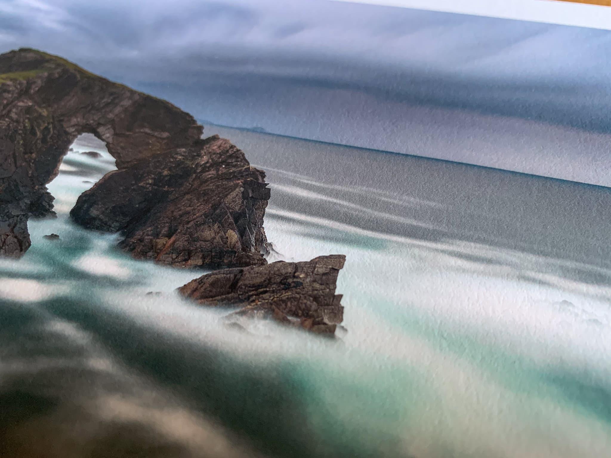 2 Francesco Gola Seascape Long Exposure Photography Review Best Fine Art Paper Hahnemuhle Hahnemühle