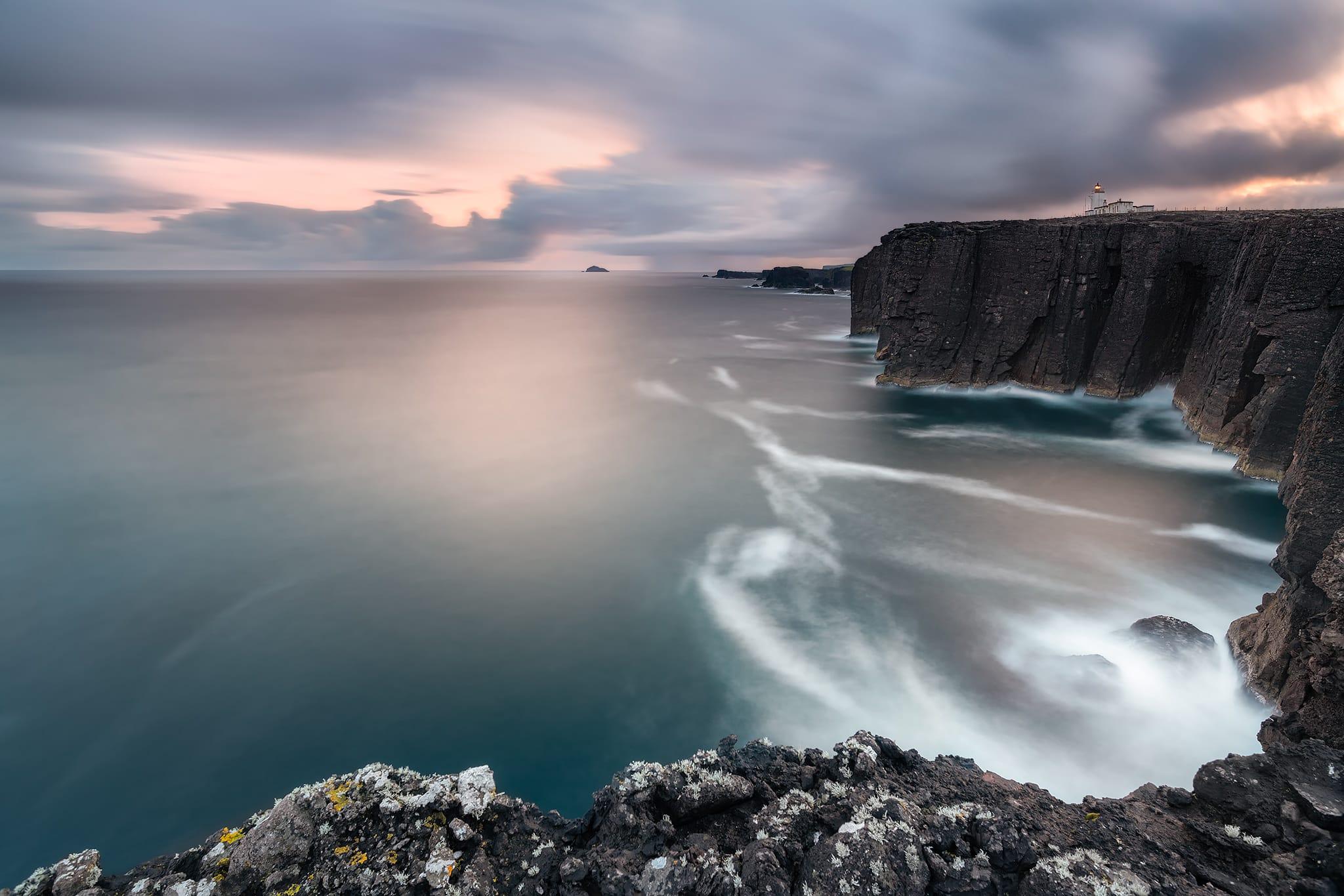 Francesco Gola Seascape Landscape Long Exposure Photography FineArt Print UK Scotland Shetland Eshaness