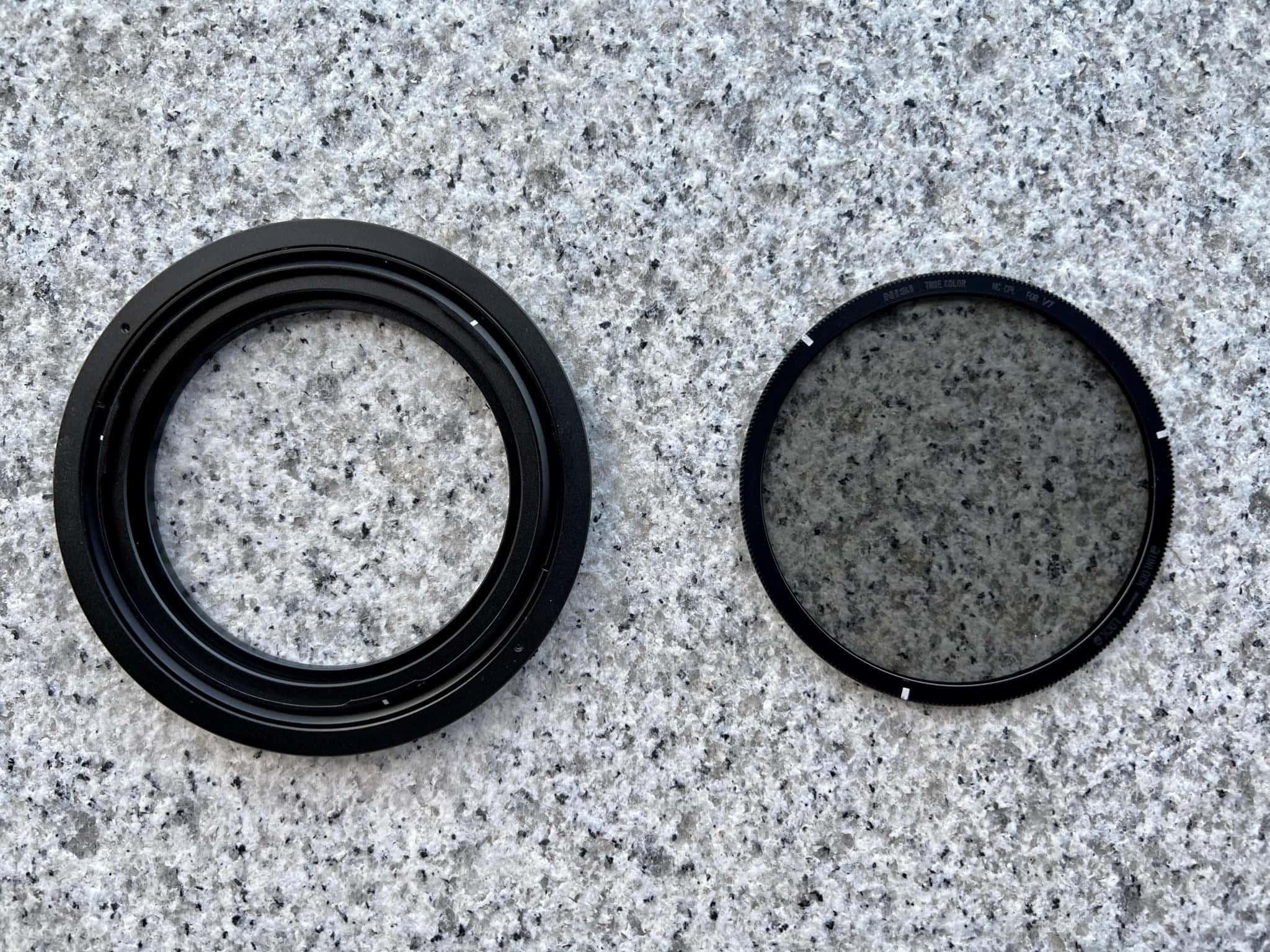 NiSi Holder V7 adapter ring 100mm